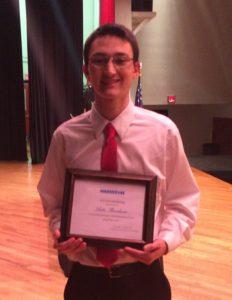 '16 Scholarship Luke Bundrum2