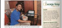 Snapshot of Article in paper