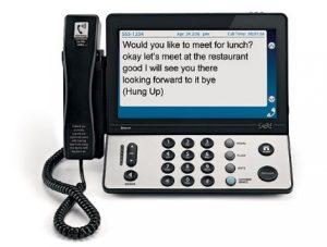 2400i CapTel Phone
