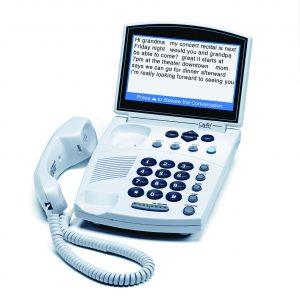 CapTel 840i phone