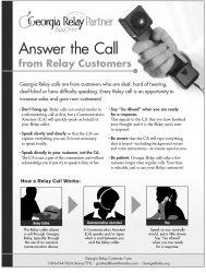 Calling Tips poster snapshot